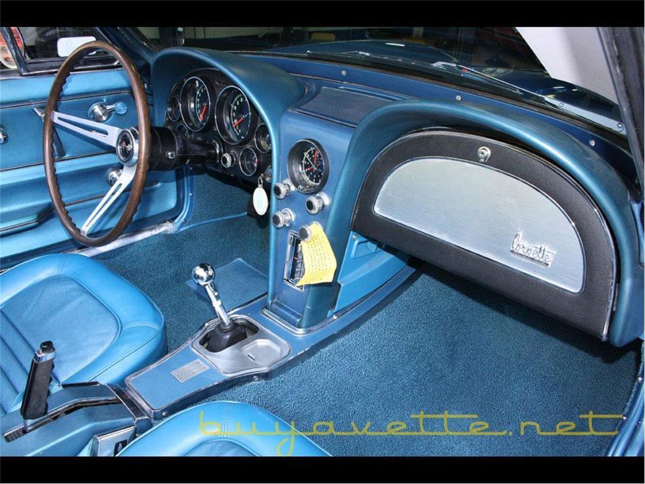 Large Picture of Classic 1967 Corvette - PCOC
