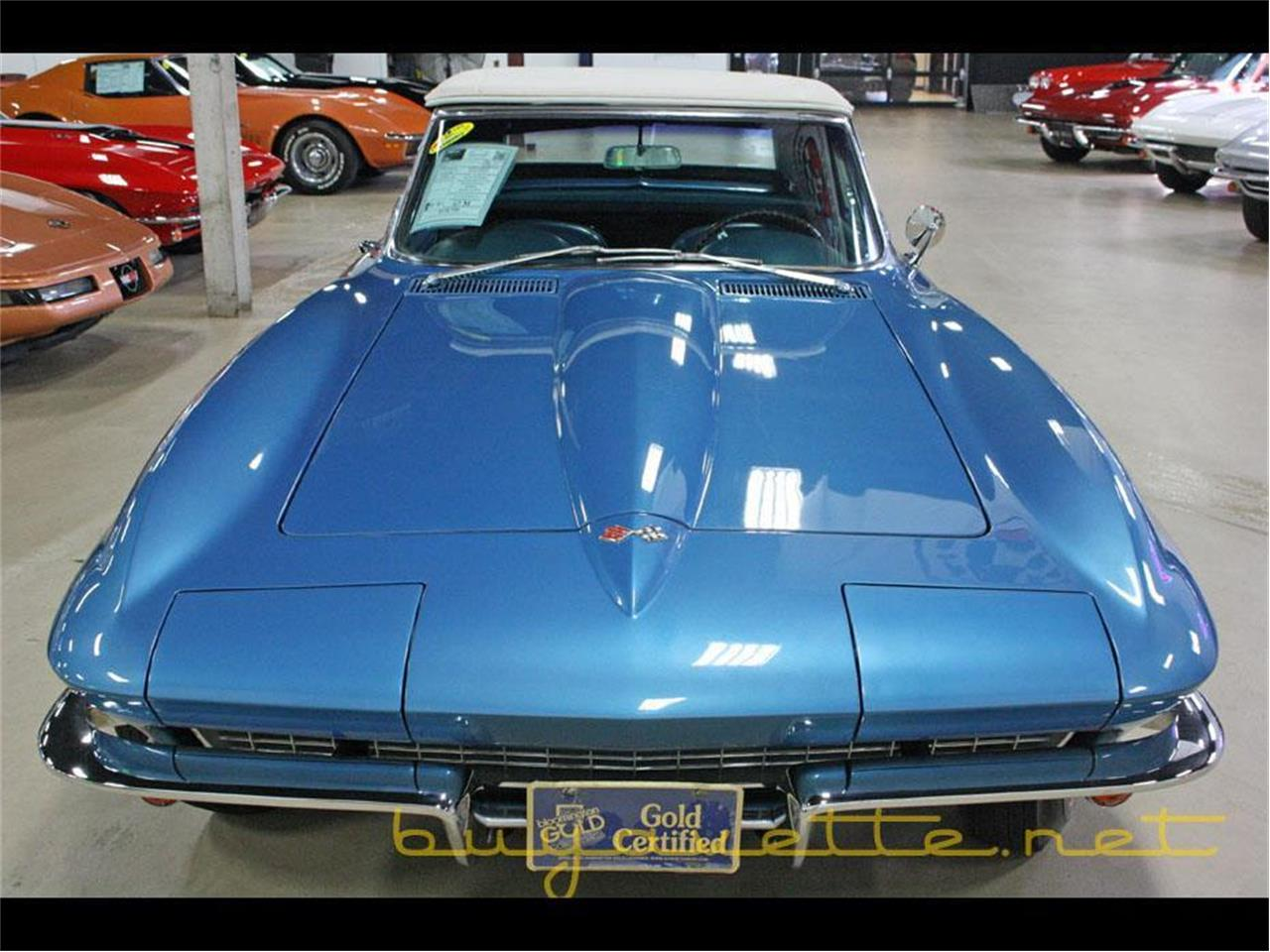 Large Picture of 1967 Chevrolet Corvette located in Atlanta Georgia Offered by Buyavette - PCOC