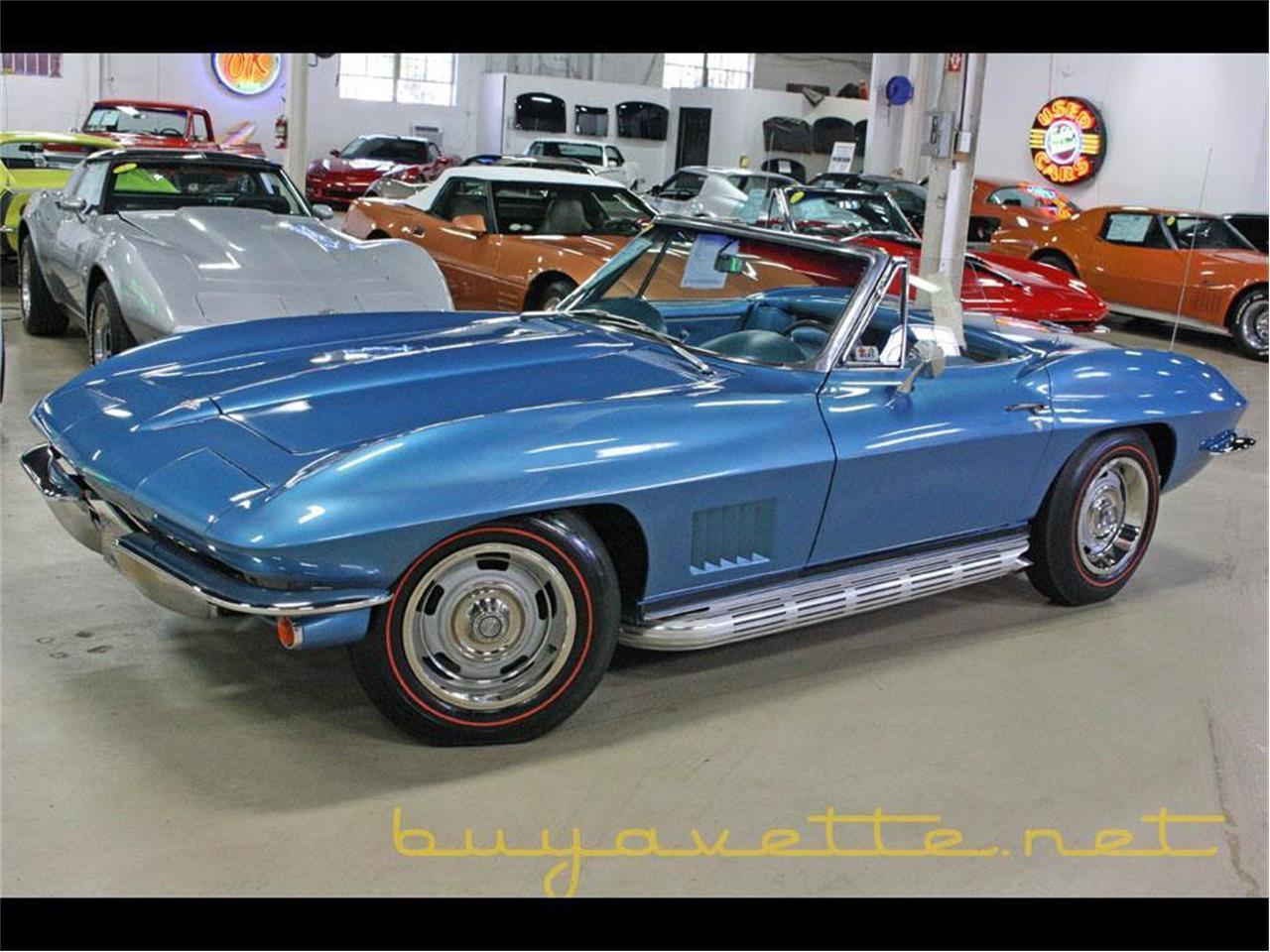 Large Picture of Classic 1967 Chevrolet Corvette located in Atlanta Georgia - $99,875.00 - PCOC