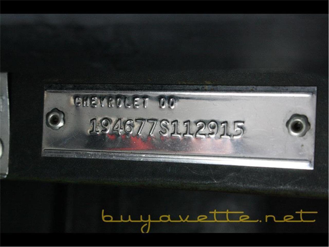 Large Picture of Classic '67 Chevrolet Corvette - $99,875.00 - PCOC