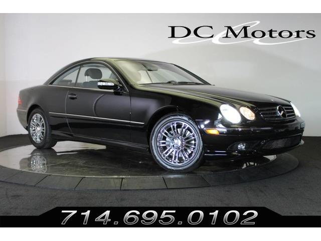 Picture of '04 Mercedes-Benz CL-Class located in Anaheim California - $13,900.00 - PCOL