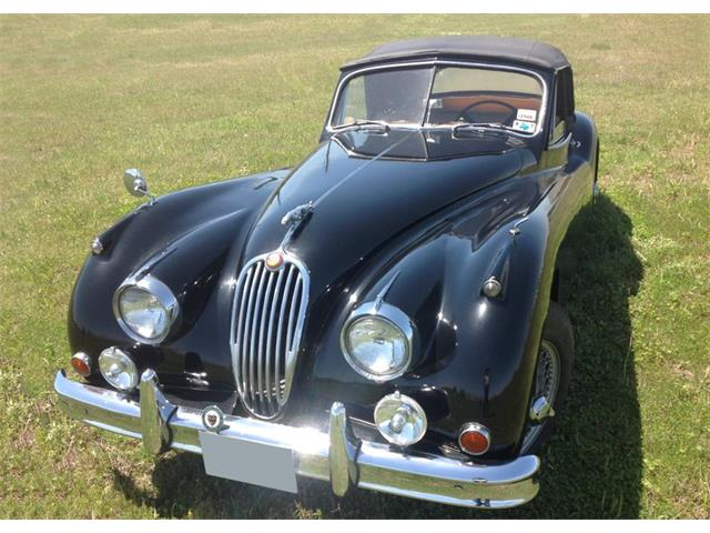 Picture of 1957 Jaguar XK located in Oklahoma City Oklahoma - PCP8