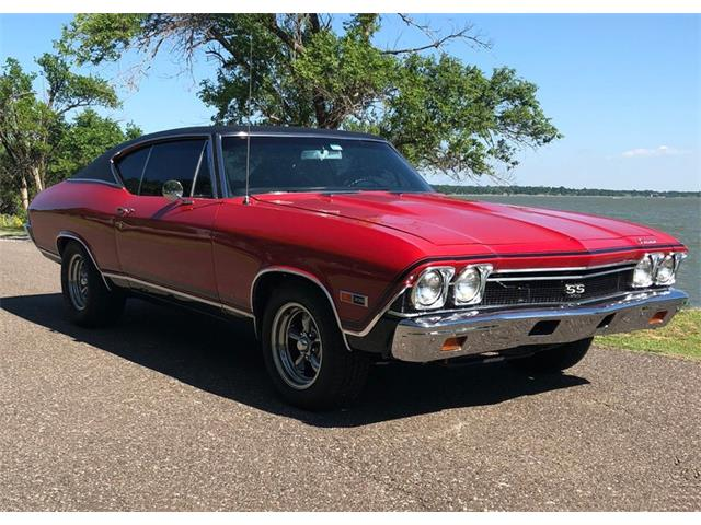 Picture of Classic 1968 Chevrolet Chevelle located in Oklahoma Auction Vehicle - PCPB