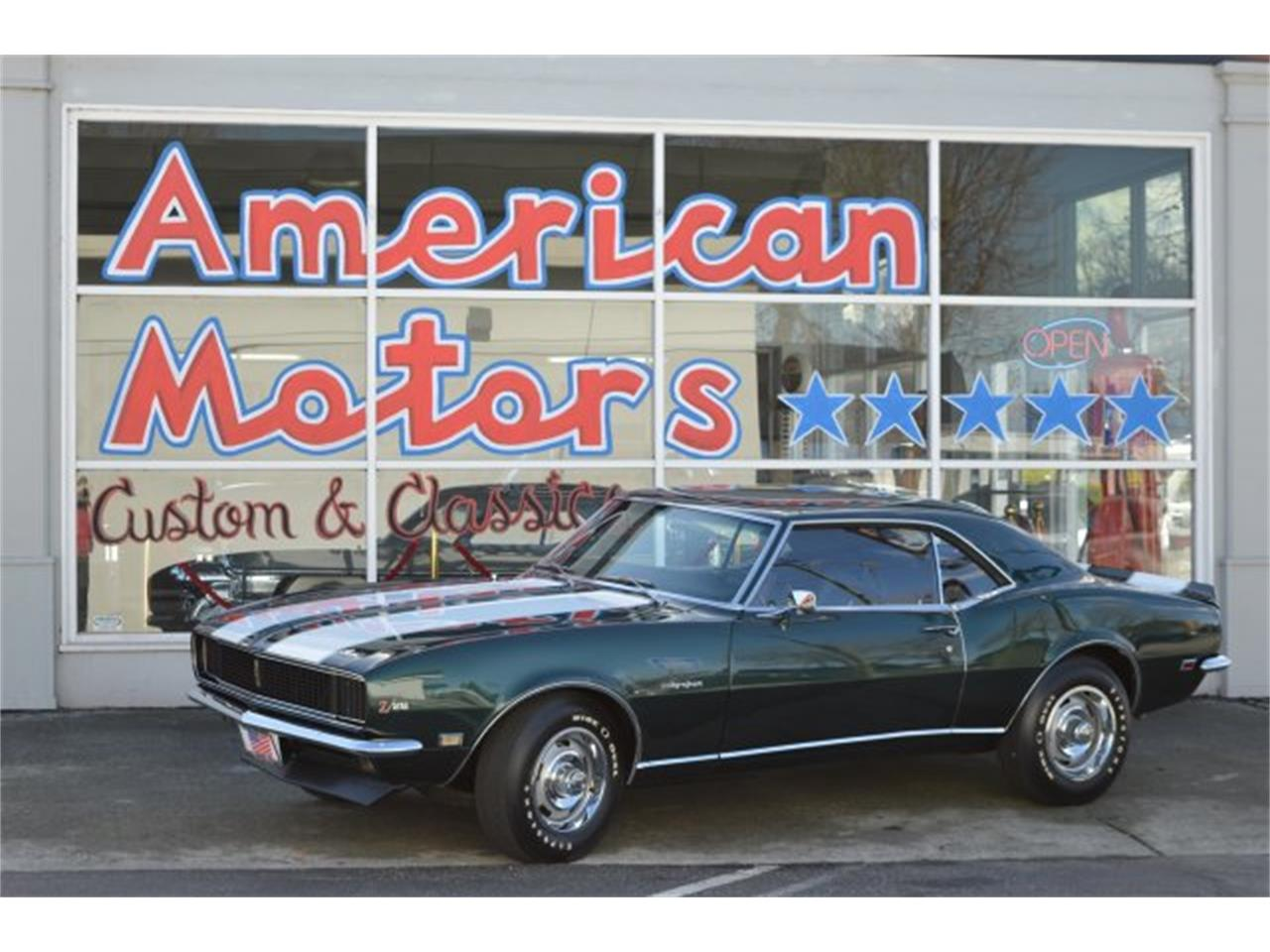 Large Picture of '68 Chevrolet Camaro RS Z28 located in San Jose California - $79,000.00 - PCPC