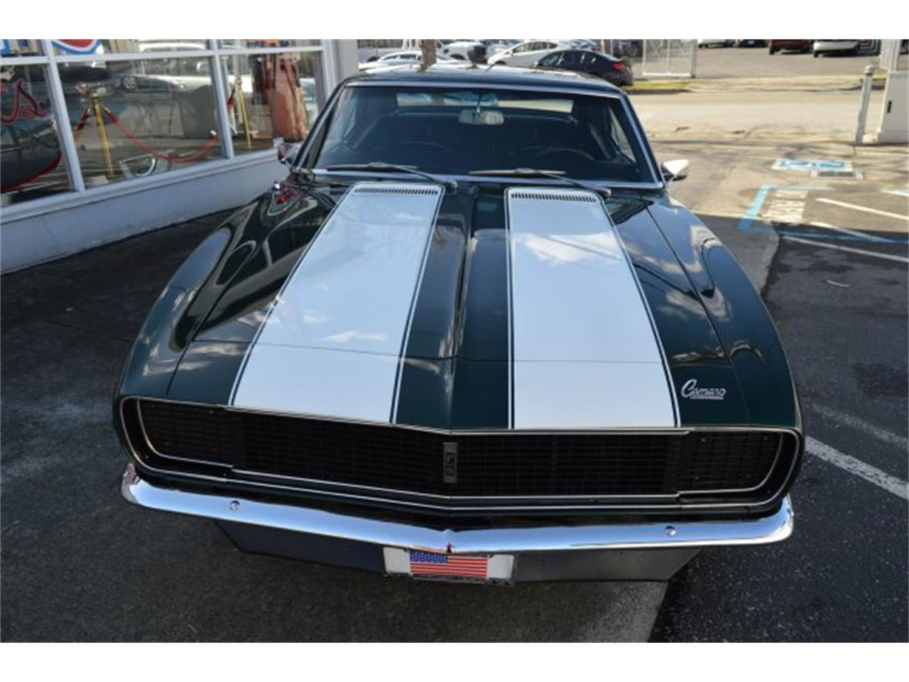 Large Picture of 1968 Camaro RS Z28 located in San Jose California Offered by American Motors Customs and Classics - PCPC