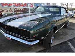 Picture of 1968 Chevrolet Camaro RS Z28 located in California Offered by American Motors Customs and Classics - PCPC