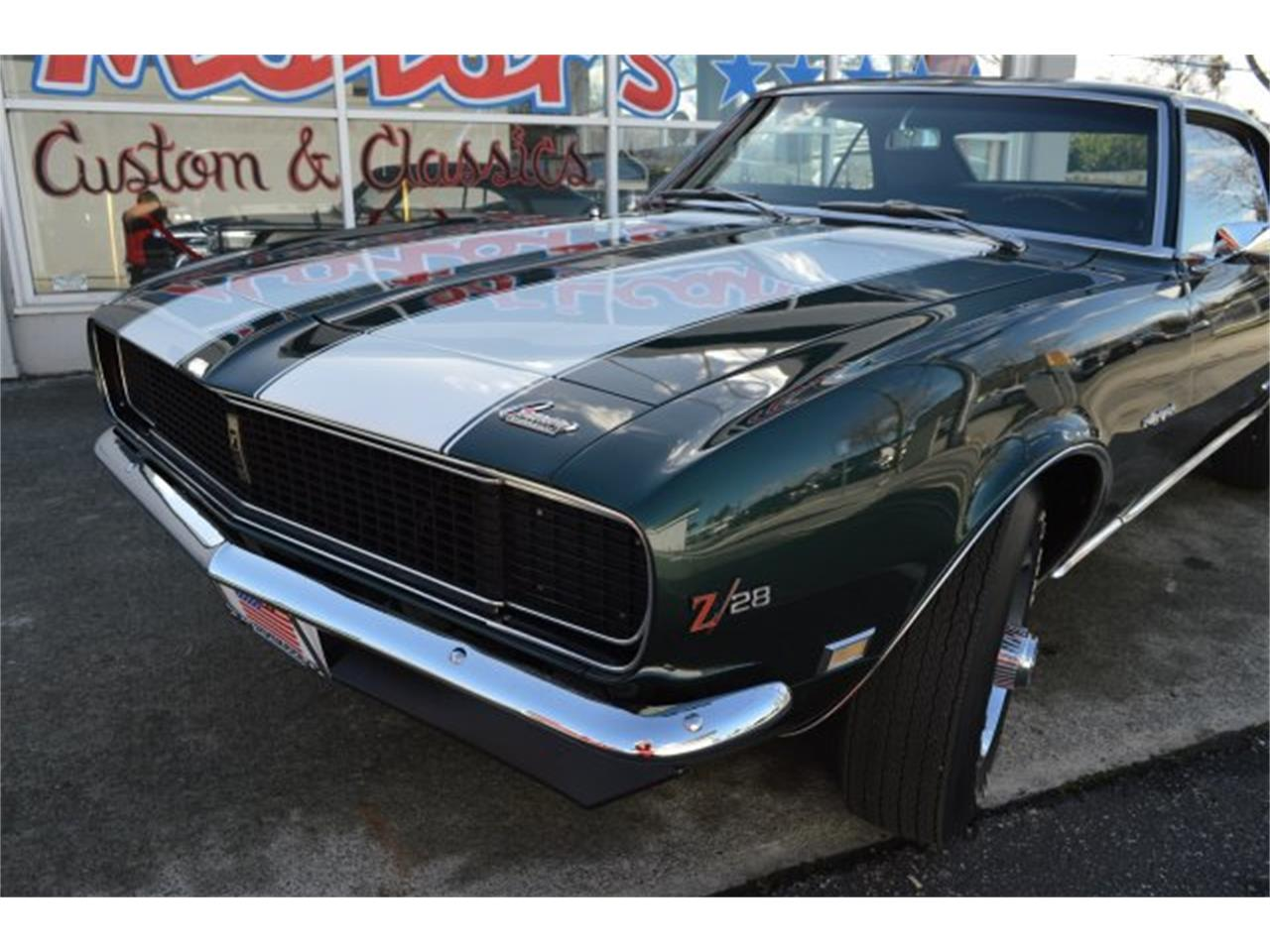 Large Picture of Classic '68 Chevrolet Camaro RS Z28 Offered by American Motors Customs and Classics - PCPC