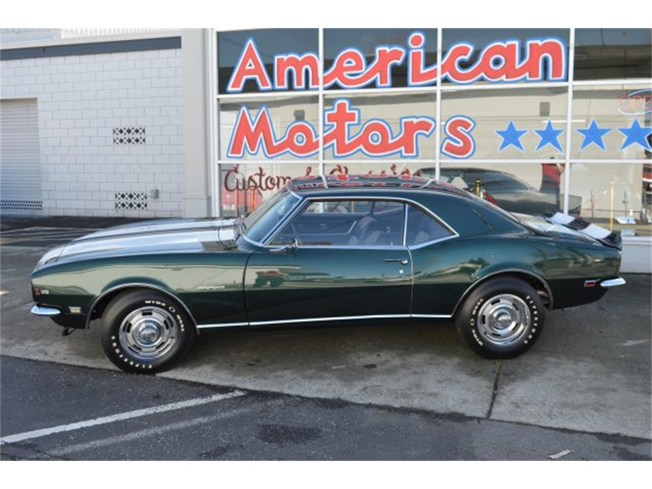 Large Picture of Classic '68 Camaro RS Z28 Offered by American Motors Customs and Classics - PCPC