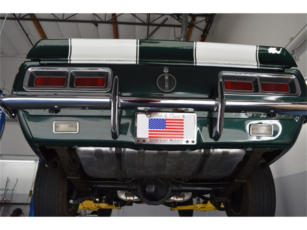 Large Picture of Classic 1968 Camaro RS Z28 located in San Jose California - $79,000.00 Offered by American Motors Customs and Classics - PCPC