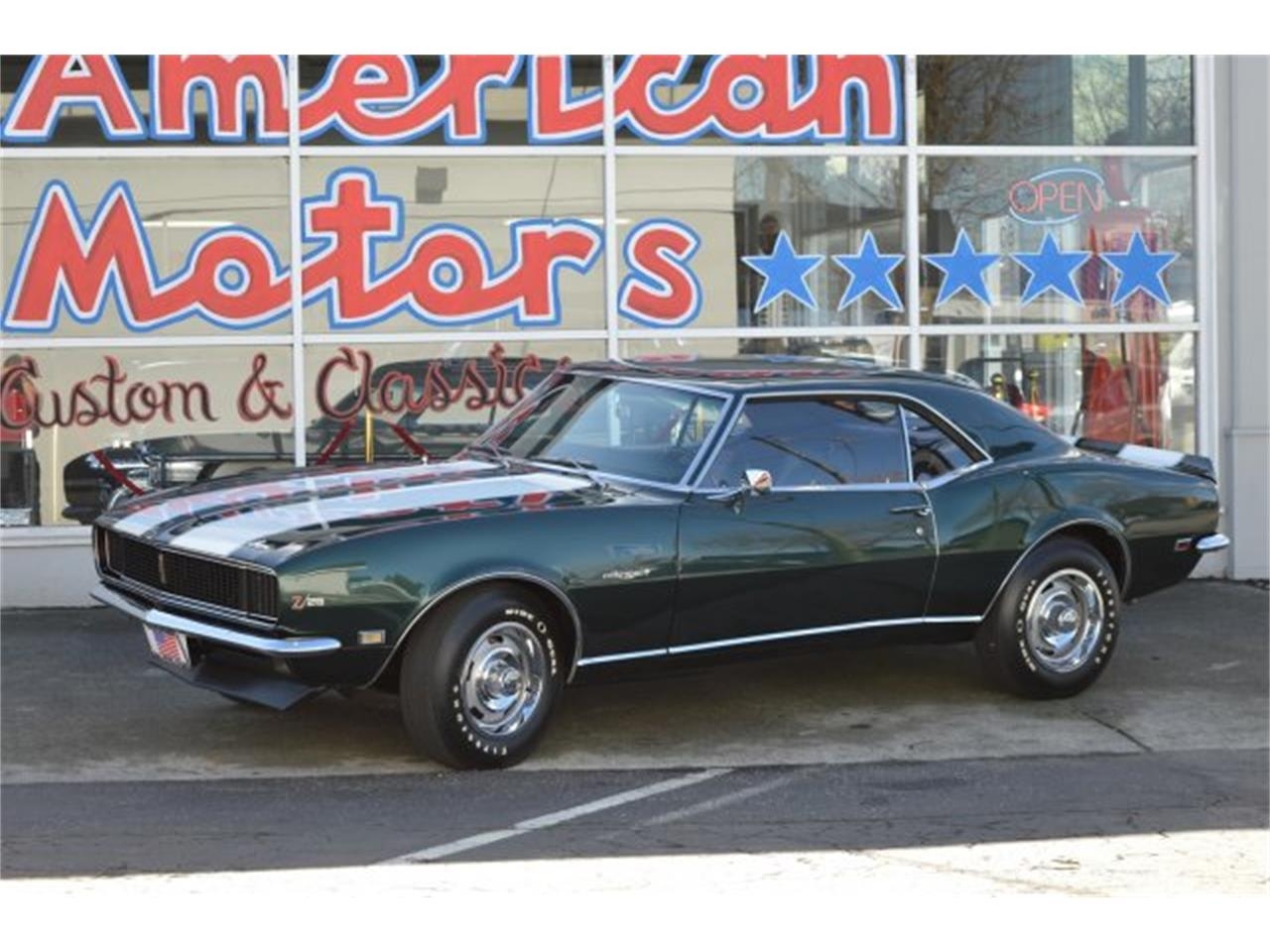 Large Picture of Classic '68 Chevrolet Camaro RS Z28 - PCPC