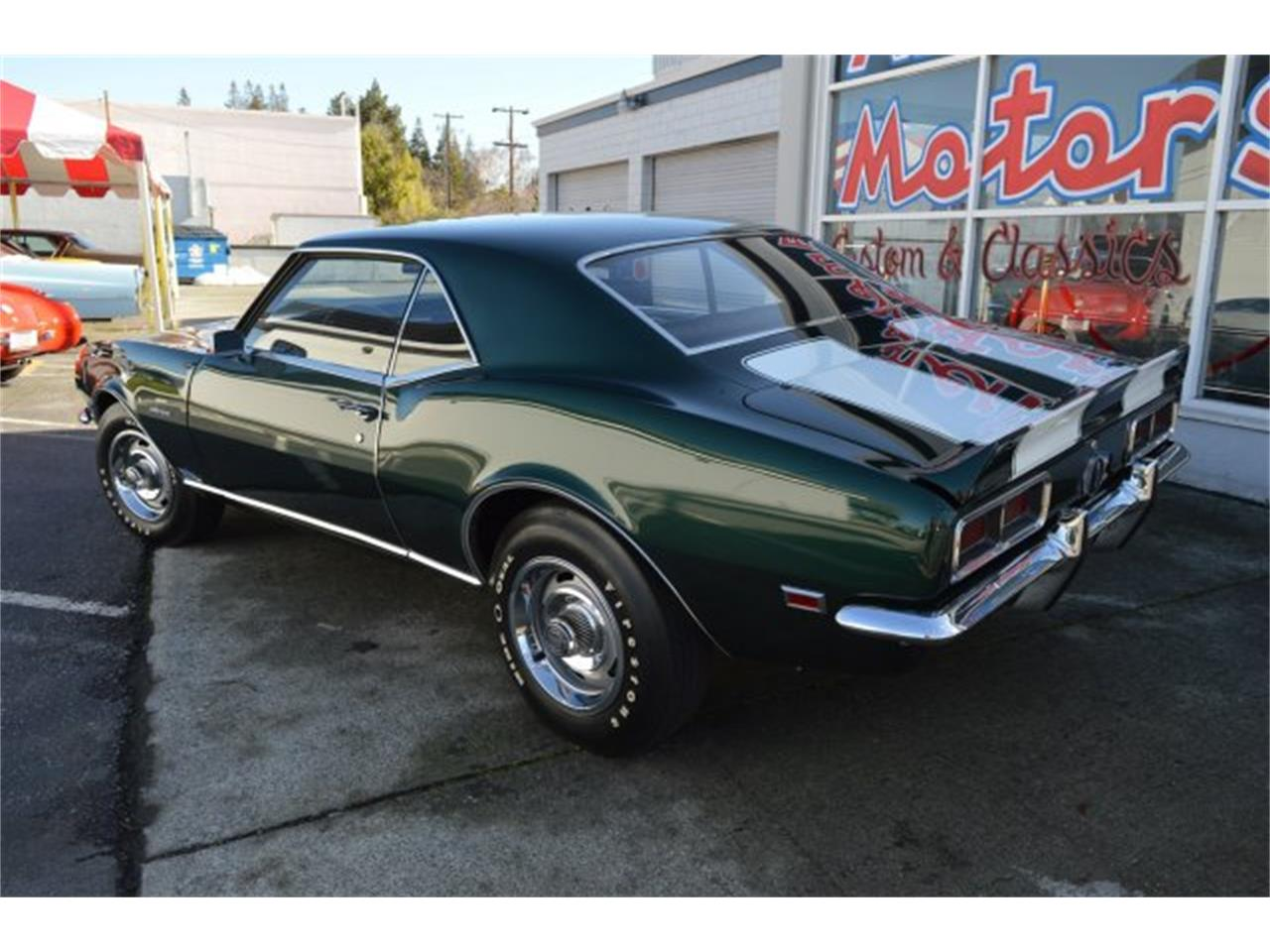 Large Picture of Classic 1968 Camaro RS Z28 located in San Jose California - $79,000.00 - PCPC
