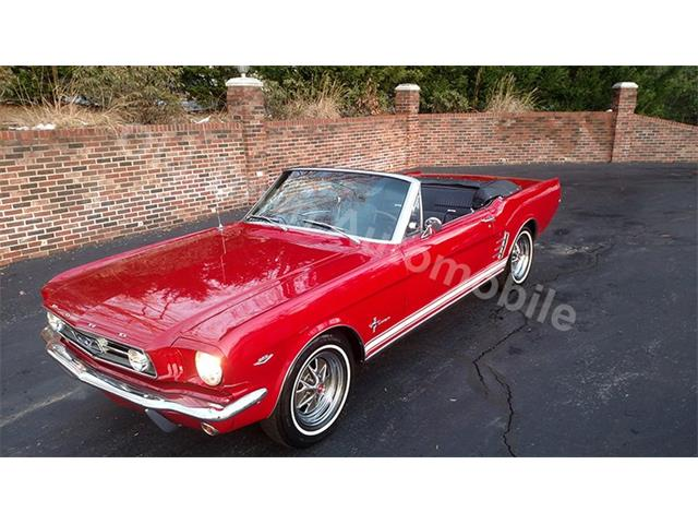 Picture of Classic 1966 Mustang located in Huntingtown Maryland - $34,900.00 Offered by  - PCPS