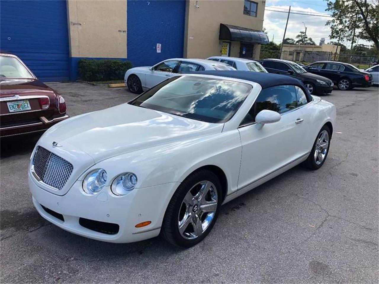 2007 bentley continental for sale | classiccars | cc-1182882