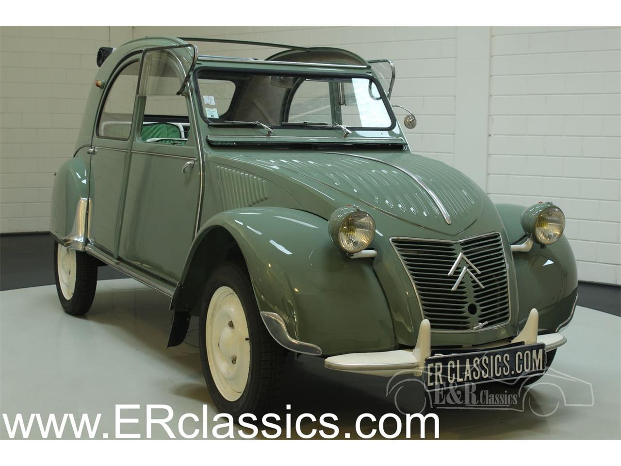 Large Picture of Classic '57 Citroen 2CV located in - Keine Angabe - Offered by E & R Classics - PCQ6