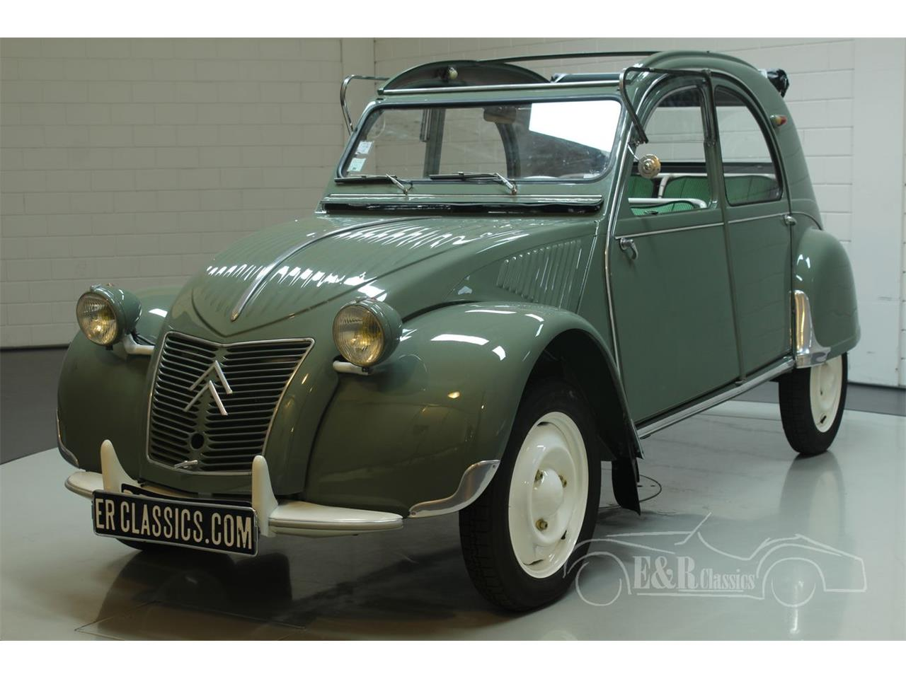 Large Picture of Classic '57 Citroen 2CV - PCQ6