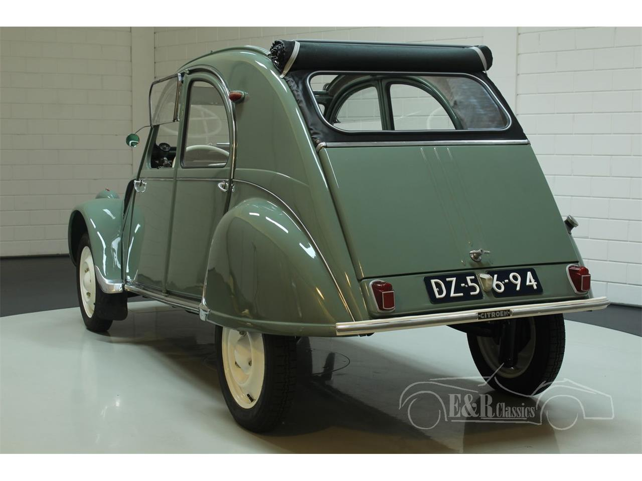 Large Picture of 1957 2CV located in Waalwijk - Keine Angabe - Offered by E & R Classics - PCQ6