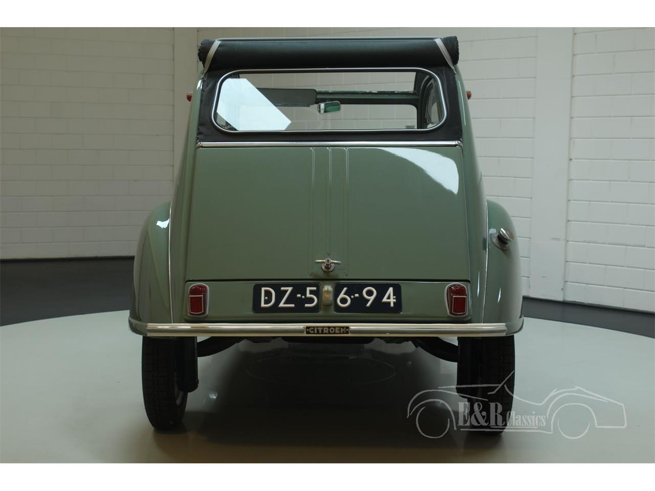 Large Picture of '57 Citroen 2CV Offered by E & R Classics - PCQ6