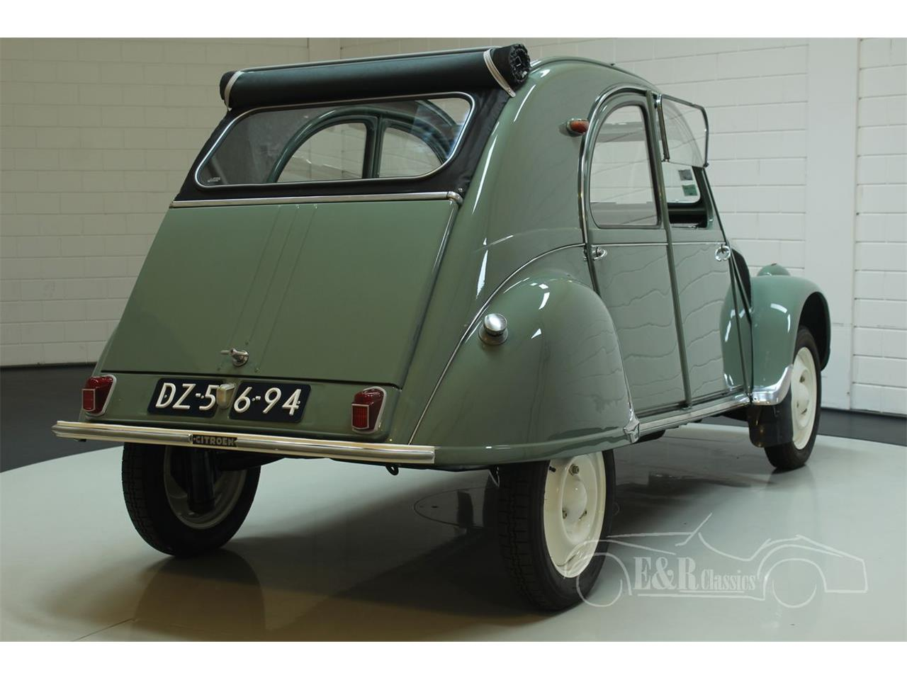 Large Picture of Classic '57 Citroen 2CV Offered by E & R Classics - PCQ6