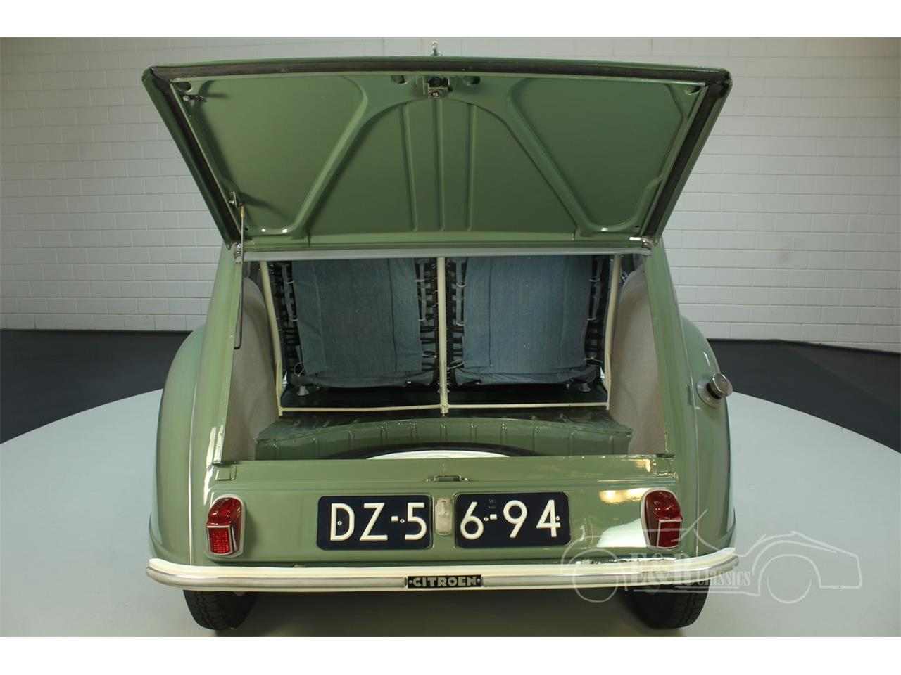 Large Picture of '57 Citroen 2CV located in - Keine Angabe - - $34,000.00 Offered by E & R Classics - PCQ6