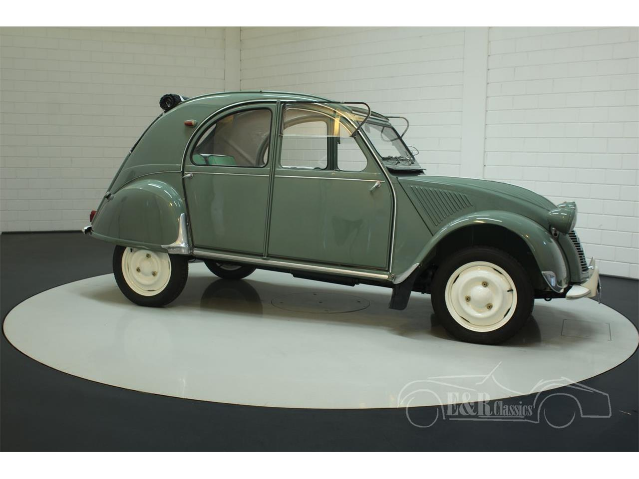Large Picture of '57 Citroen 2CV located in - Keine Angabe - Offered by E & R Classics - PCQ6