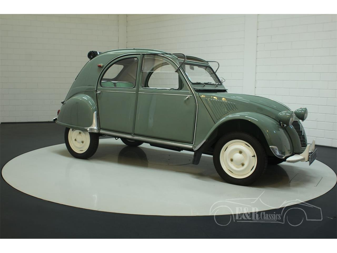 Large Picture of Classic 1957 2CV - PCQ6