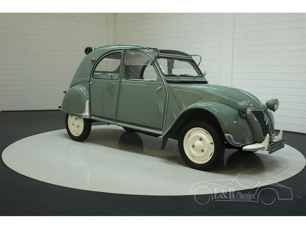 Large Picture of Classic 1957 2CV - $34,000.00 - PCQ6
