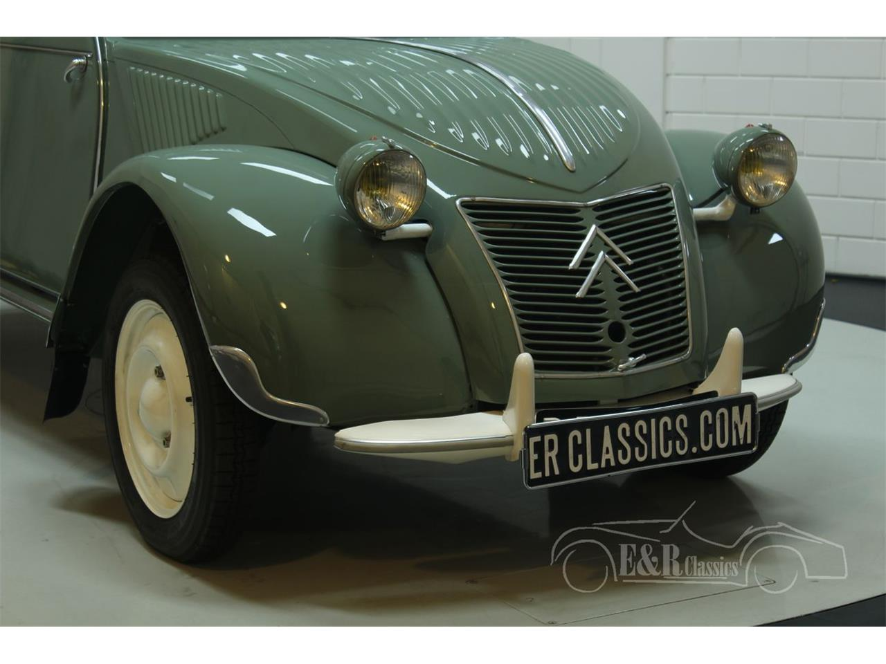 Large Picture of Classic 1957 Citroen 2CV - PCQ6