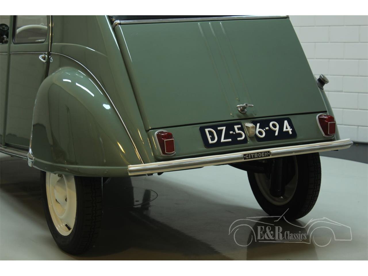 Large Picture of 1957 Citroen 2CV located in Waalwijk - Keine Angabe - - PCQ6