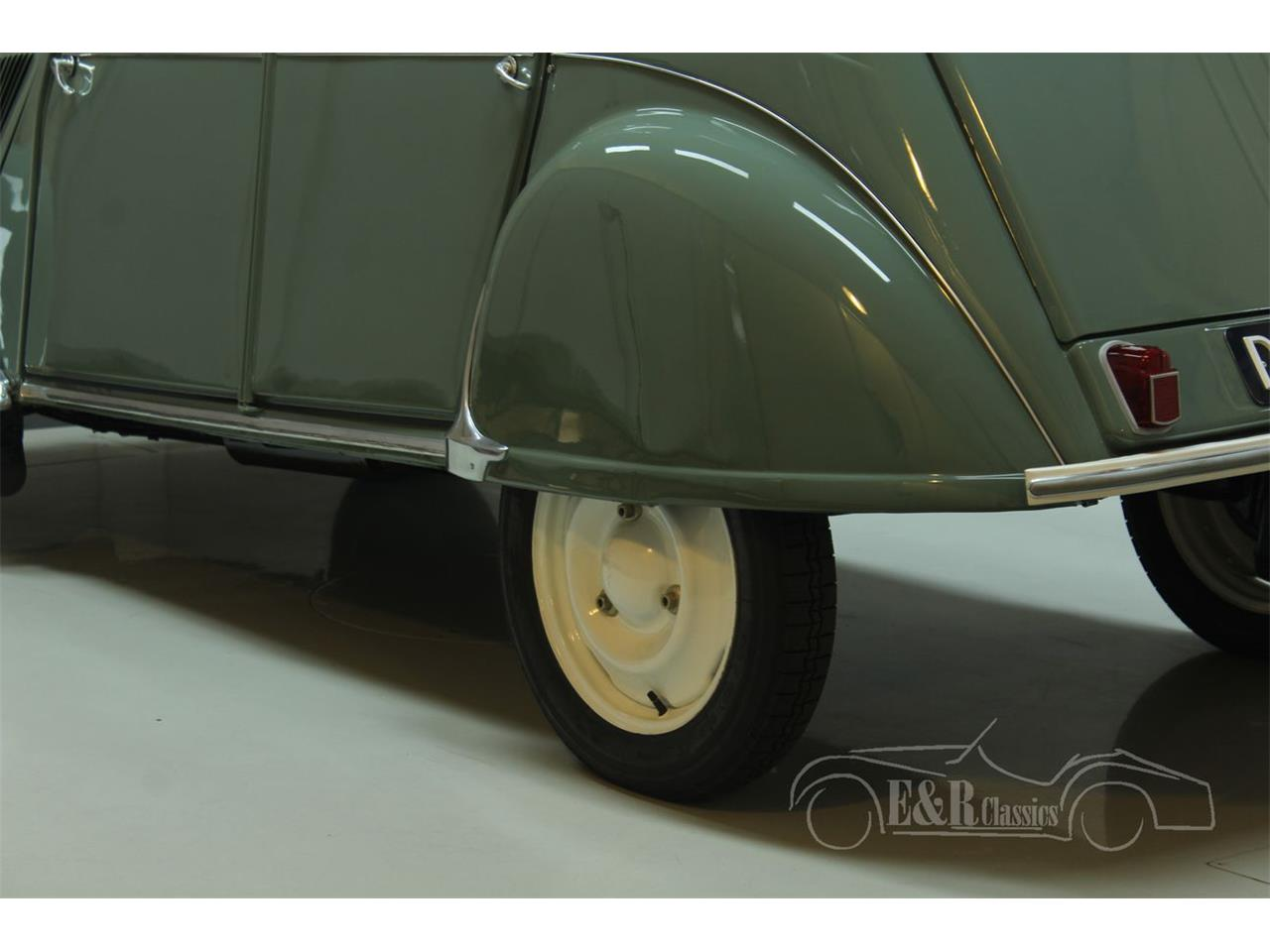 Large Picture of 1957 2CV - PCQ6