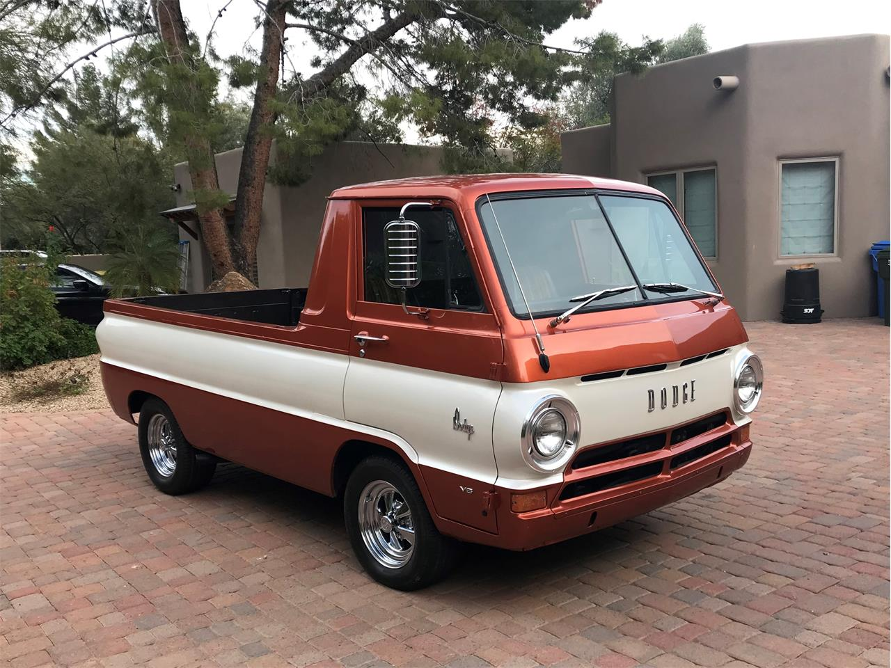 Dodge A100 For Sale >> For Sale 1969 Dodge A100 In Scottsdale Arizona