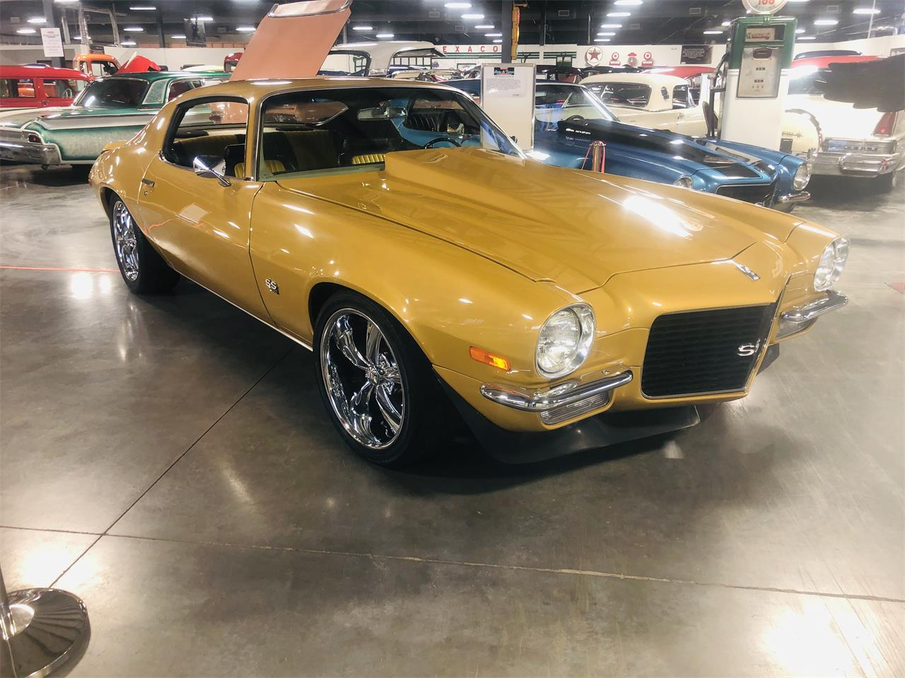 Large Picture of '70 Chevrolet Camaro SS located in BRANSON Missouri Offered by Branson Auto & Farm Museum - PCQC
