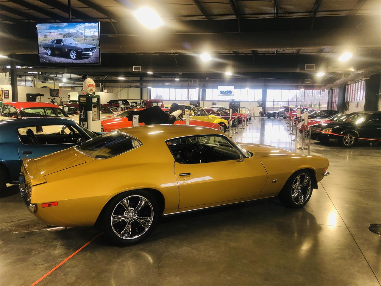 Large Picture of '70 Chevrolet Camaro SS - $34,500.00 Offered by Branson Auto & Farm Museum - PCQC