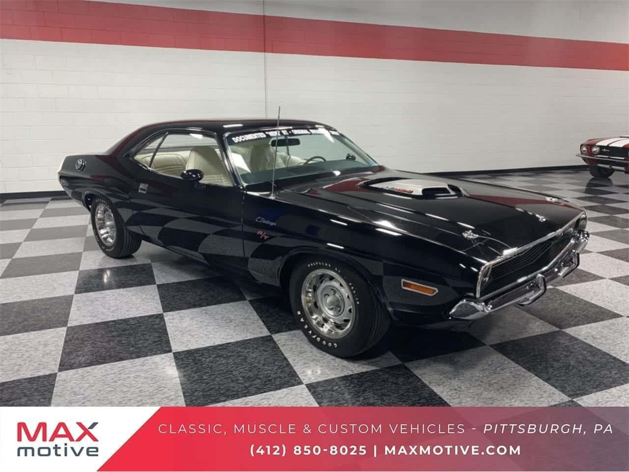Large Picture of '70 Challenger located in Pittsburgh Pennsylvania Offered by MAXmotive - PCS1