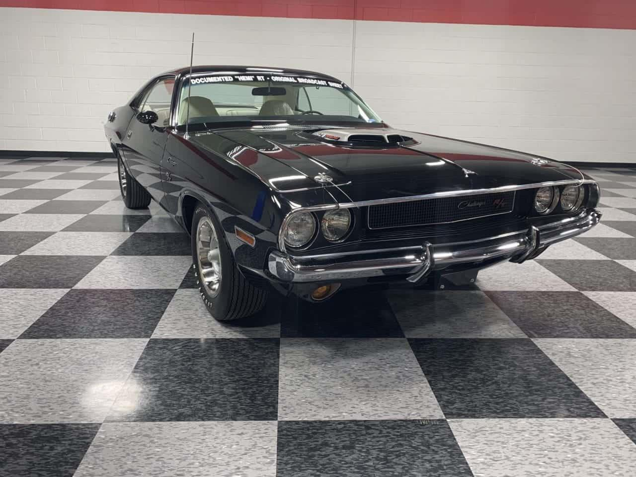 Large Picture of 1970 Dodge Challenger - PCS1