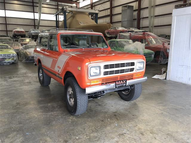 Picture of '80 Scout - PCSP