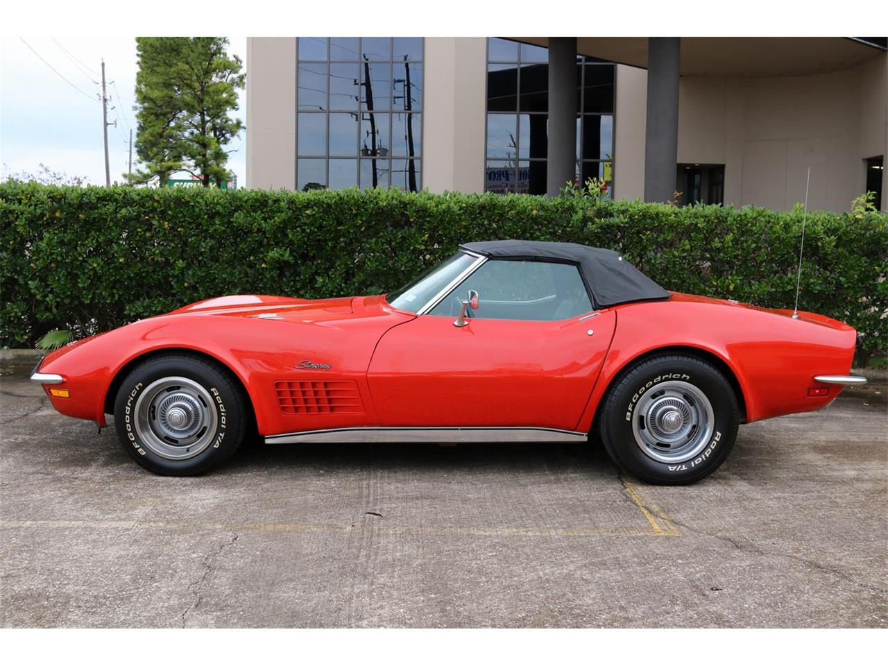 Large Picture of '70 Corvette - PCSV