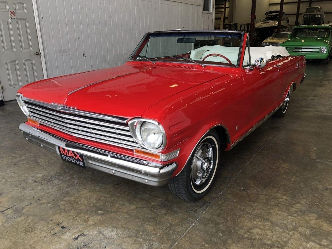 Large Picture of Classic 1963 Chevrolet Nova Offered by MAXmotive - PCSX