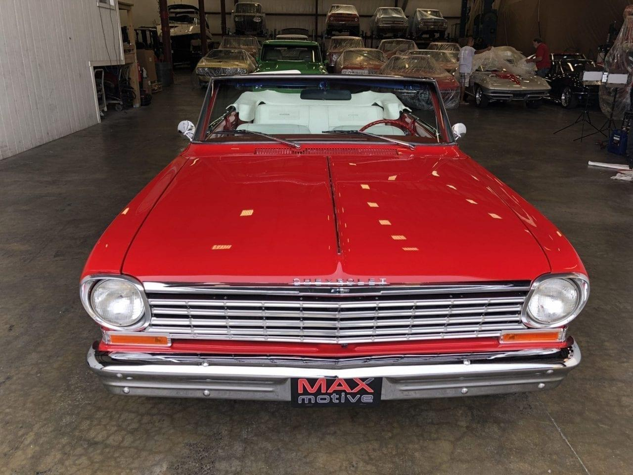 Large Picture of '63 Chevrolet Nova - $31,194.00 Offered by MAXmotive - PCSX
