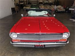 Picture of Classic '63 Chevrolet Nova located in Pittsburgh Pennsylvania - $31,194.00 Offered by MAXmotive - PCSX