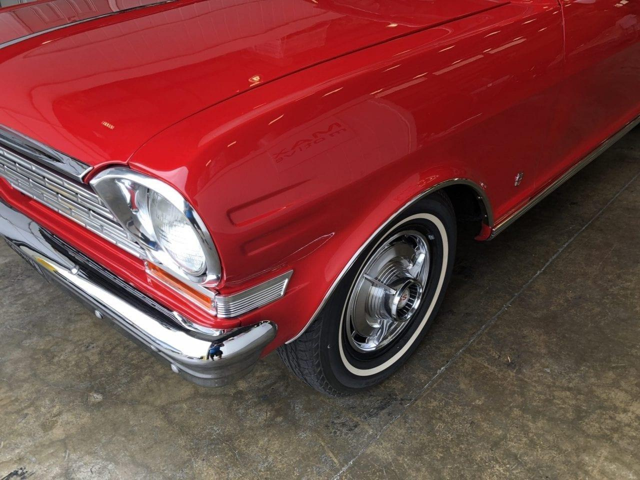 Large Picture of Classic 1963 Chevrolet Nova located in Pennsylvania - PCSX