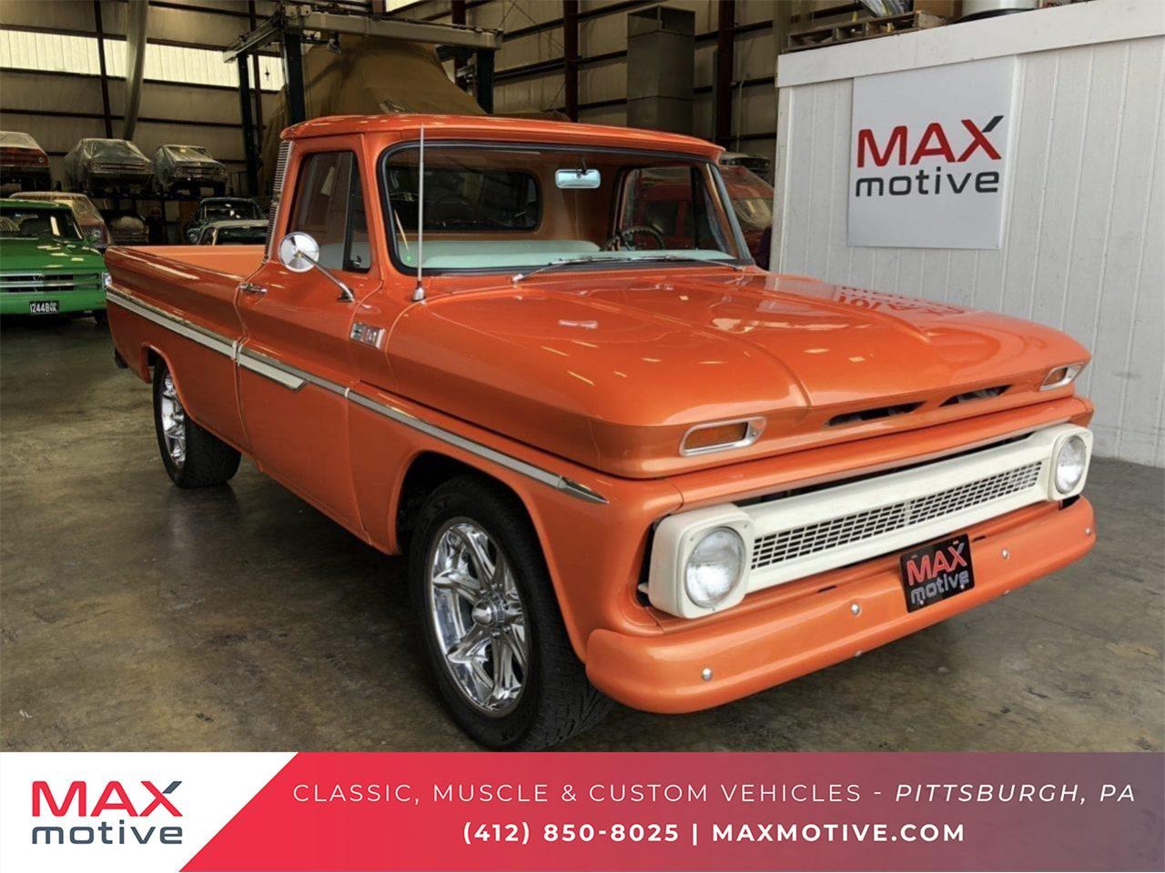 1965 Chevrolet C10 For Sale Classiccars Com Cc 1182996