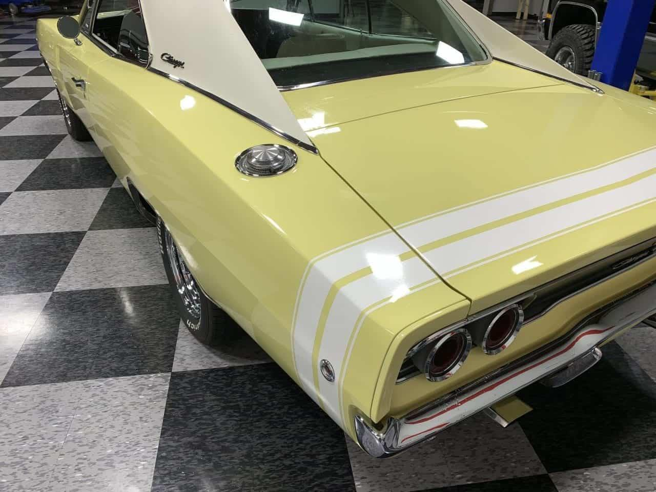 Large Picture of Classic '68 Dodge Charger located in Pennsylvania Offered by MAXmotive - PCT3