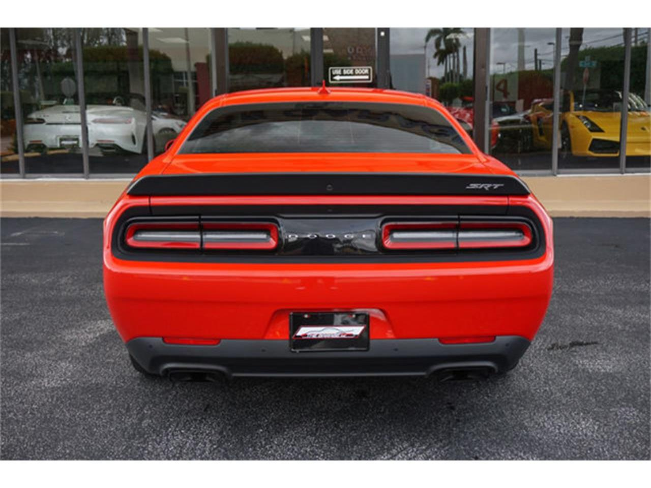 Large Picture of '16 Dodge Challenger located in Miami Florida Offered by The Garage - PAQ4
