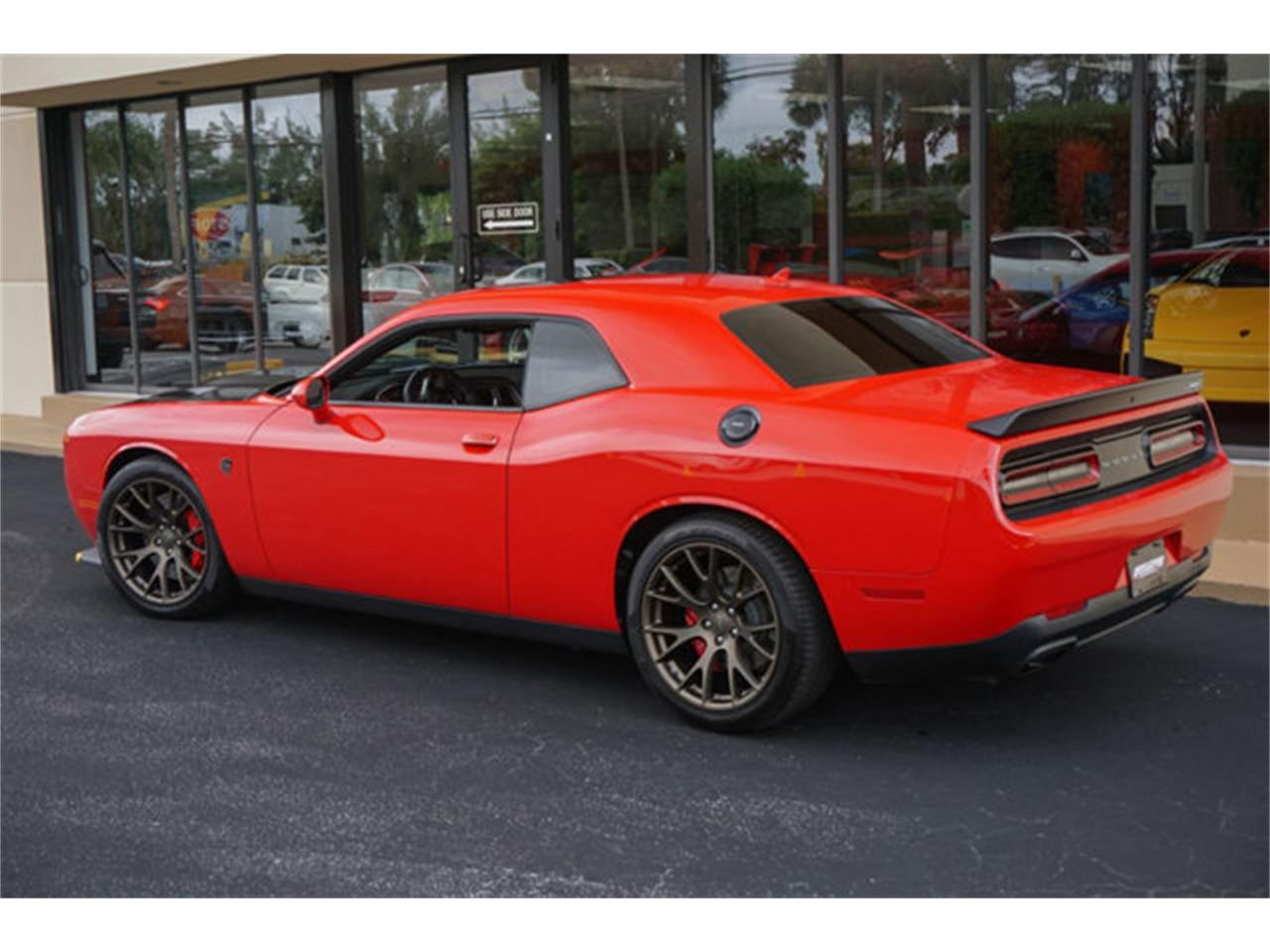 Large Picture of 2016 Dodge Challenger Offered by The Garage - PAQ4