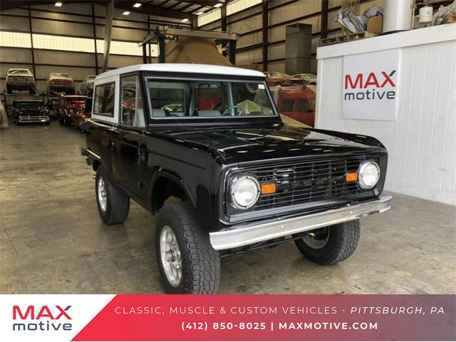 Picture of '74 Bronco - PCT6
