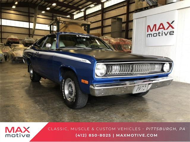 Picture of Classic 1972 Plymouth Duster located in Pittsburgh Pennsylvania Offered by  - PCTC