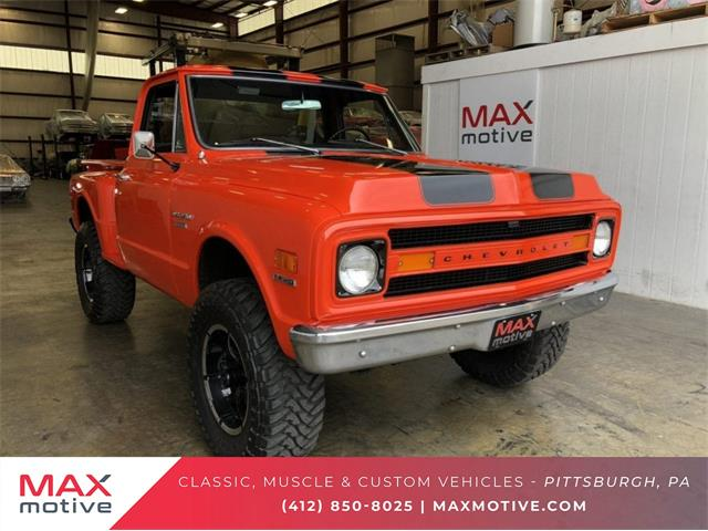 Picture of '70 Pickup - PCTK