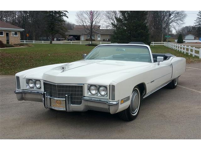 Picture of '71 Eldorado located in Minnesota Offered by  - PAQ6