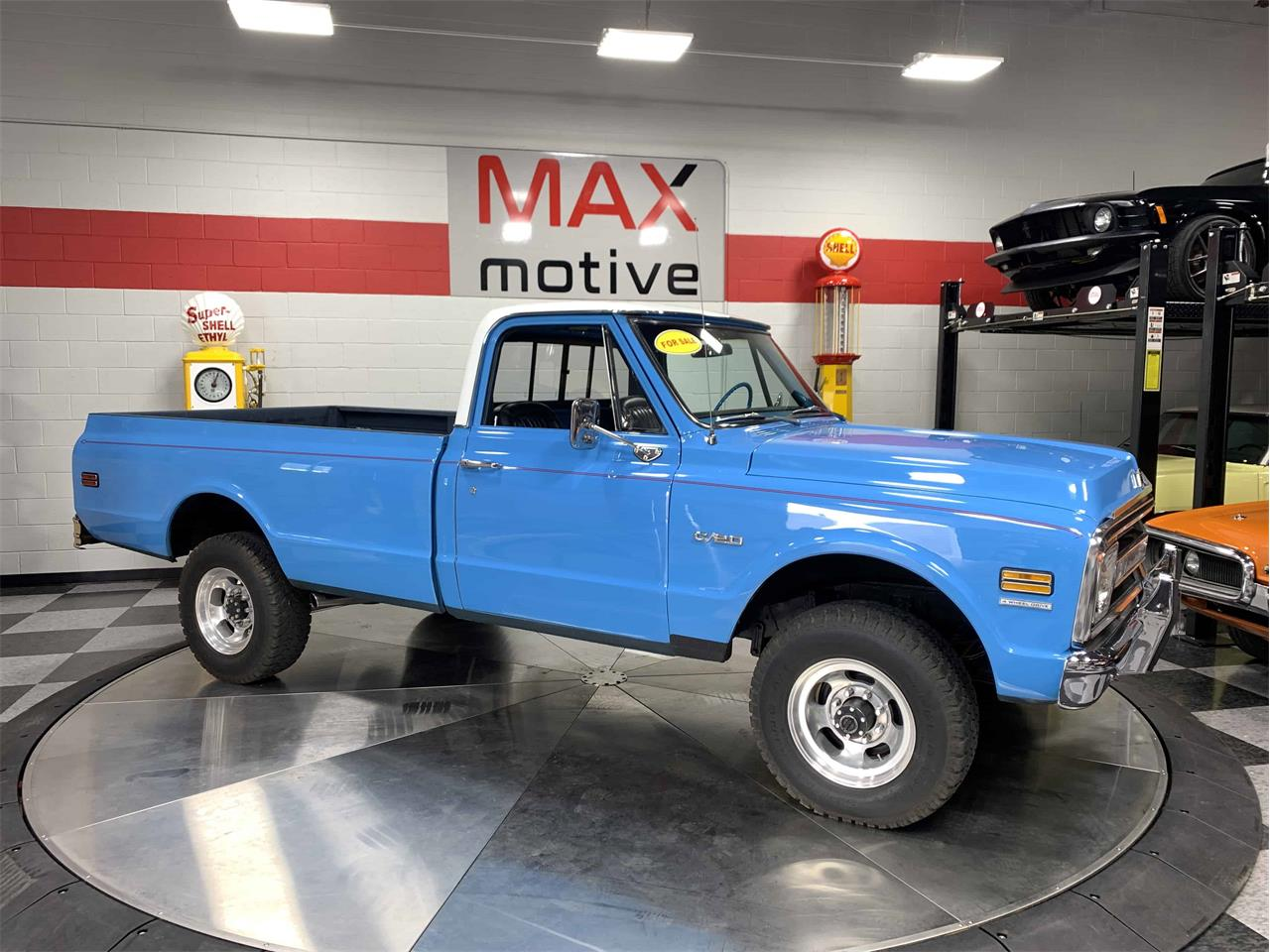 Large Picture of '69 C20 - PCTS