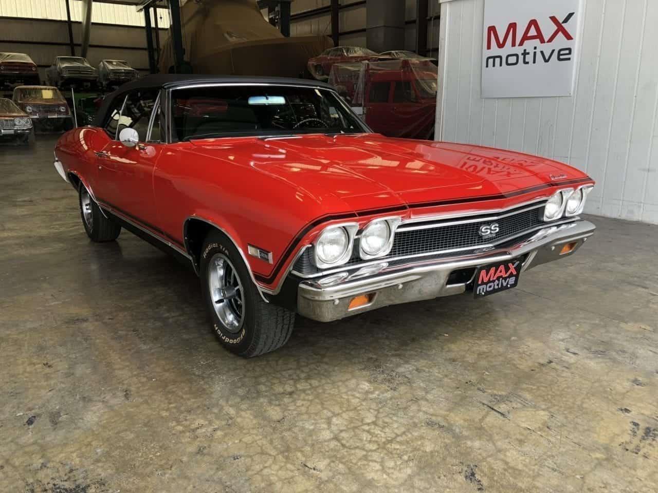 For Sale 1968 Chevrolet Chevelle In Pittsburgh Pennsylvania